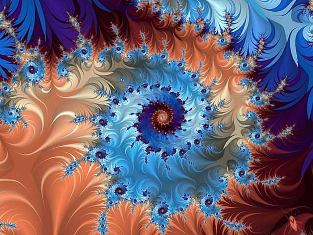 Figure fractale